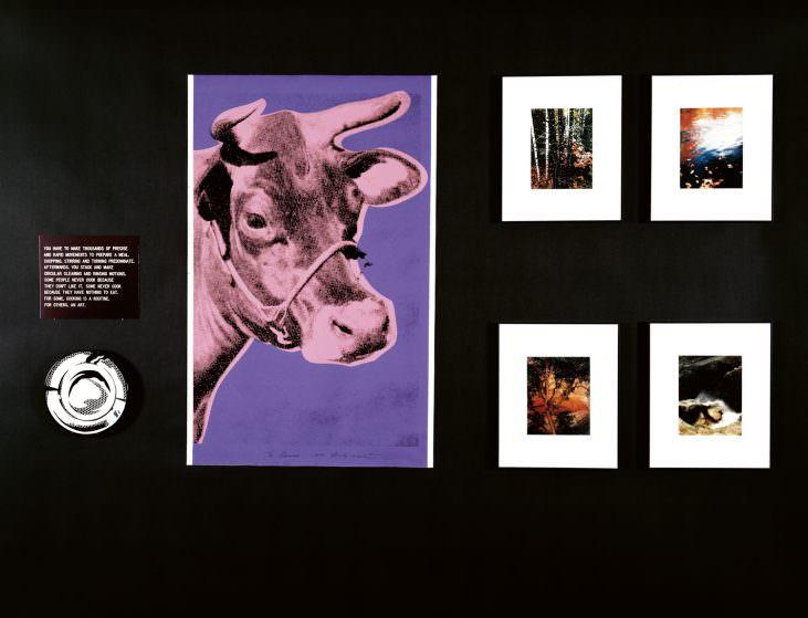 (Roy Lichtenstein and Other Artists) Black