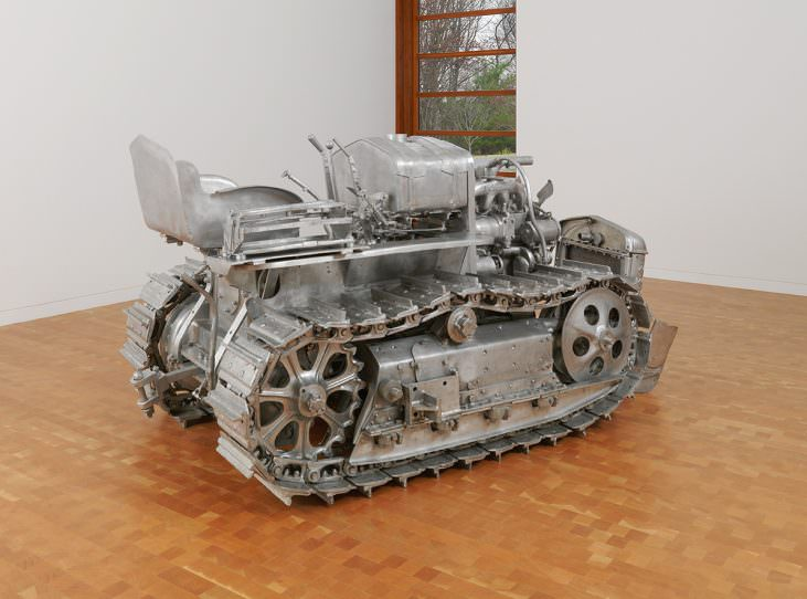 Untitled (Tractor)