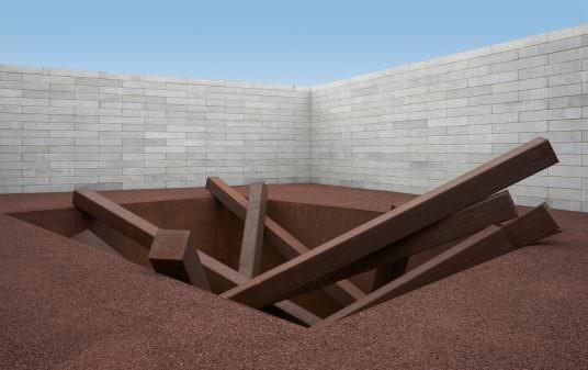 Michael Heizer Exhibition