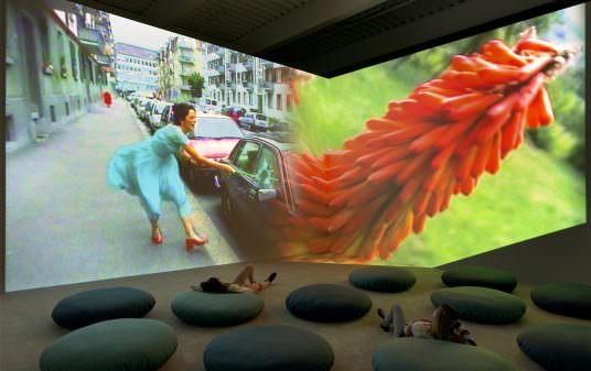 Pipilotti Rist Exhibition
